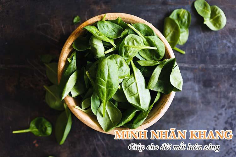 Rau bina là một trong những thực phẩm giàu Alpha lipoic acid bậc nhất